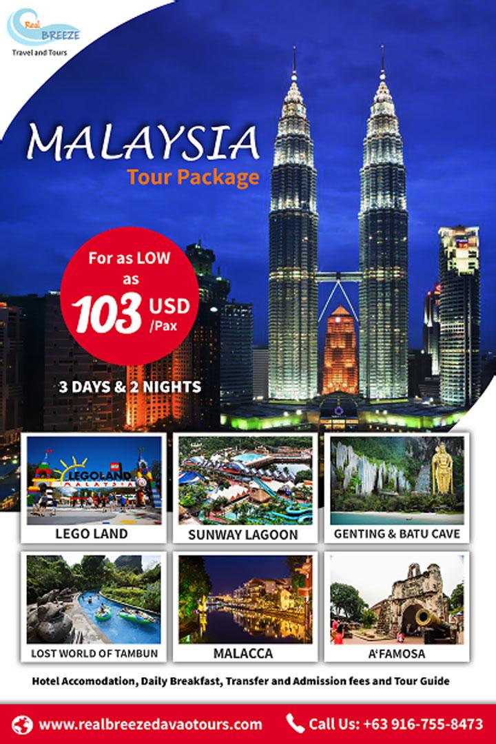 Brosur Tempat Wisata Dalam Bahasa Inggris Malaysia