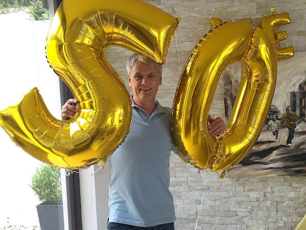 Here are the photos from Grant's 50th Birthday Party