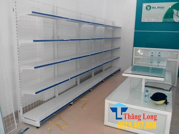 Địa chỉ mua giá kệ siêu thị tại Hòa Bình