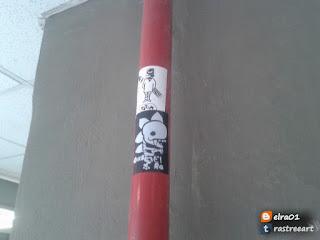 MR. FLY street art