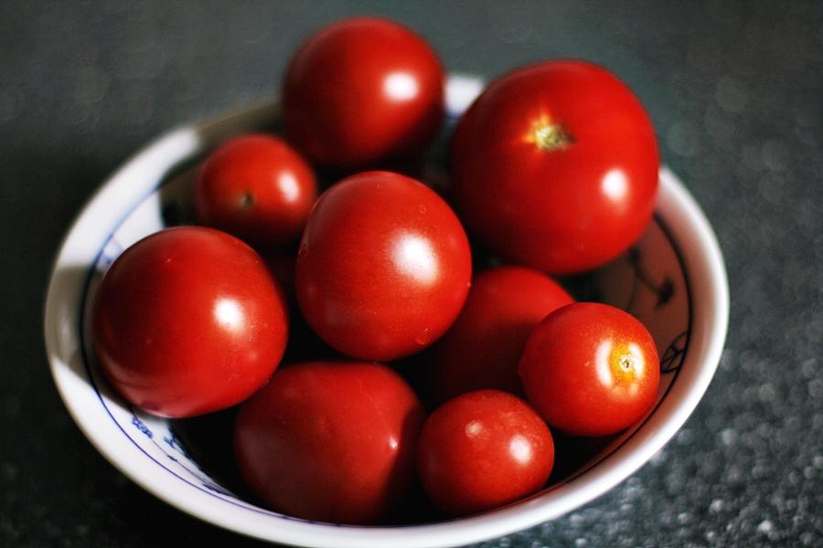 tomate essen