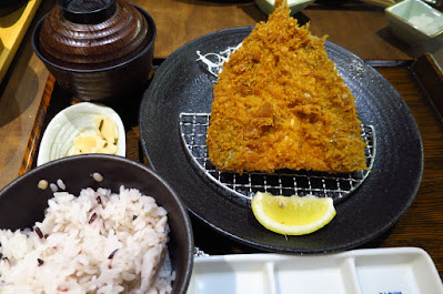 Tonkatsu by Ma Maison, ajikatsu teishoku