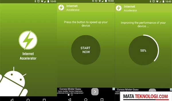 Aplikasi Mempercepat Koneksi Internet Android