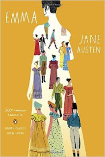 Book cover: Emma by Jane Austen, Penguin 200th Anniversary Annotated Edition