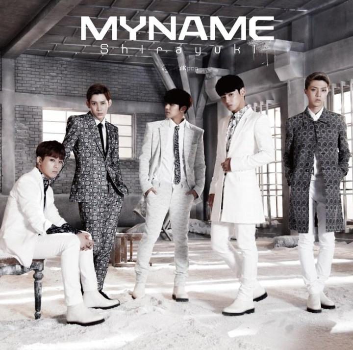 [Single] MYNAME – Shirayuki (Japanese)