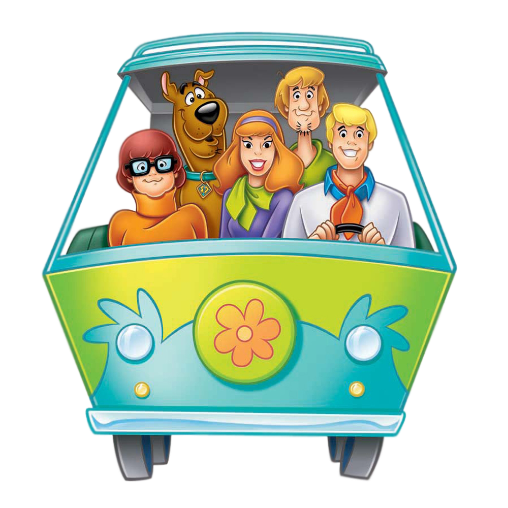 Copy That!: Fictional Marketing: The Mystery Machine Gang