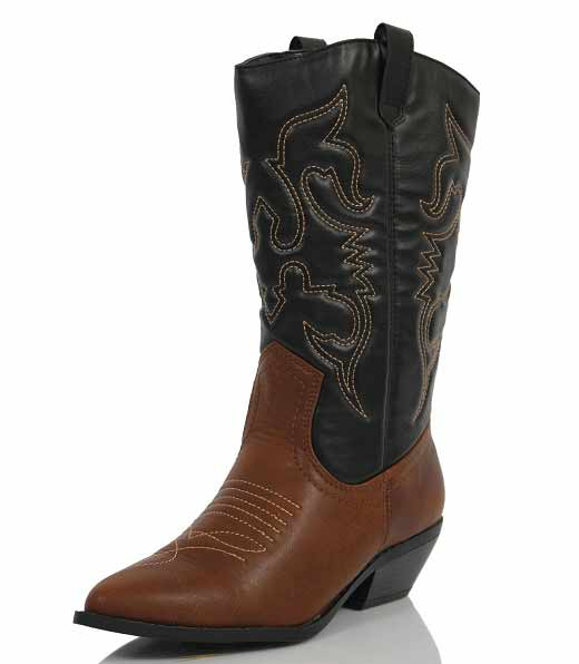 cheap cowgirl boots under 50