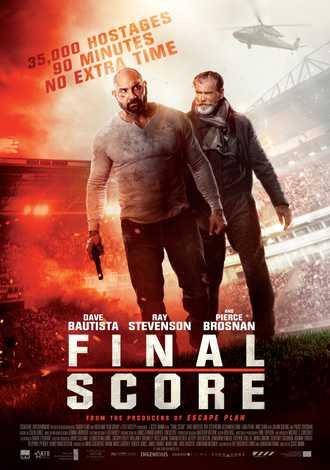 Trận Bóng kinh Hoàng - Final Score