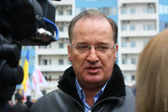 Радковский получил три огнестрельных ранения
