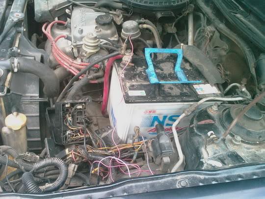 Toyota Kijang Cyber Community  Box Relay   Sekring
