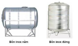 kich thuoc bon nuoc inox