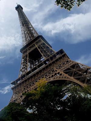 Paris - Eiffel Tower 2