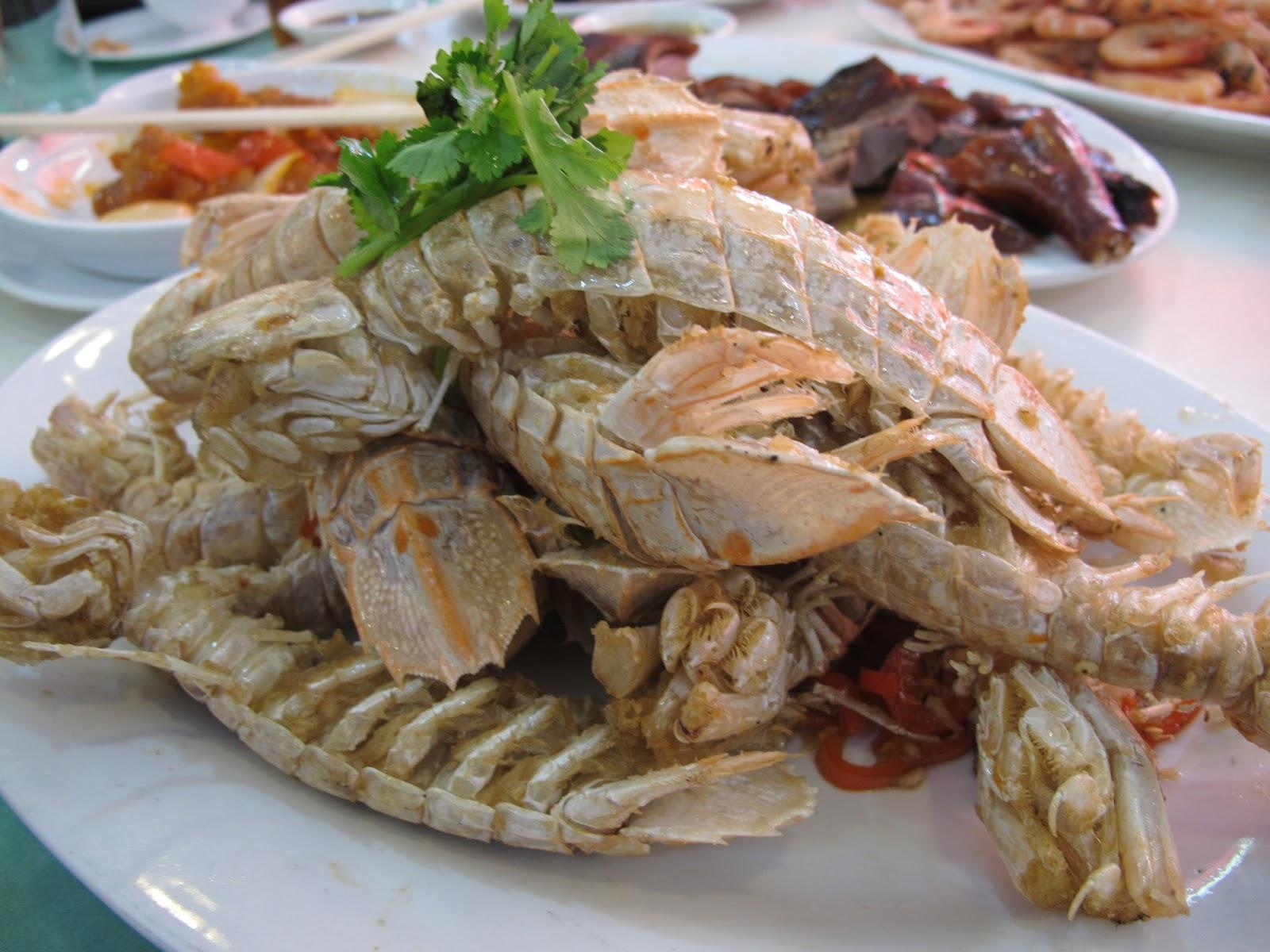 書童誌: 美味海鮮在三聖村