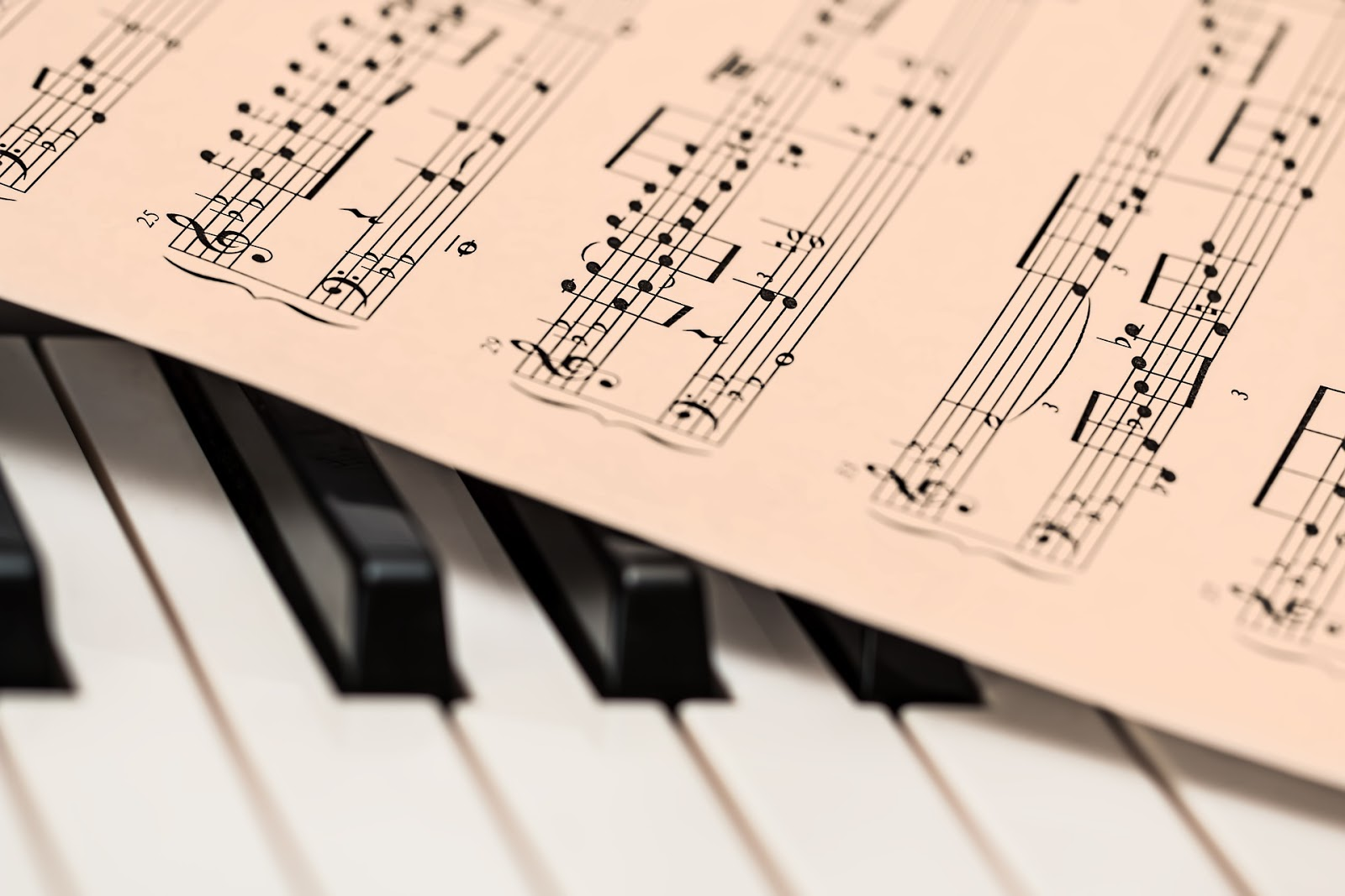 On Piano Collections