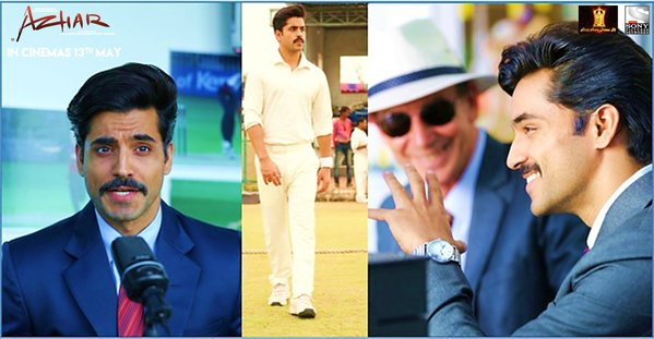 Gautam Gulati's Role In 'Azhar' Inspired From Ravi Shastri.