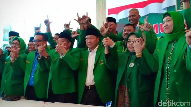 Resmi Dukung Prabowo, PPP Muktamar Jakarta Siap Gerakkan Mesin Partai