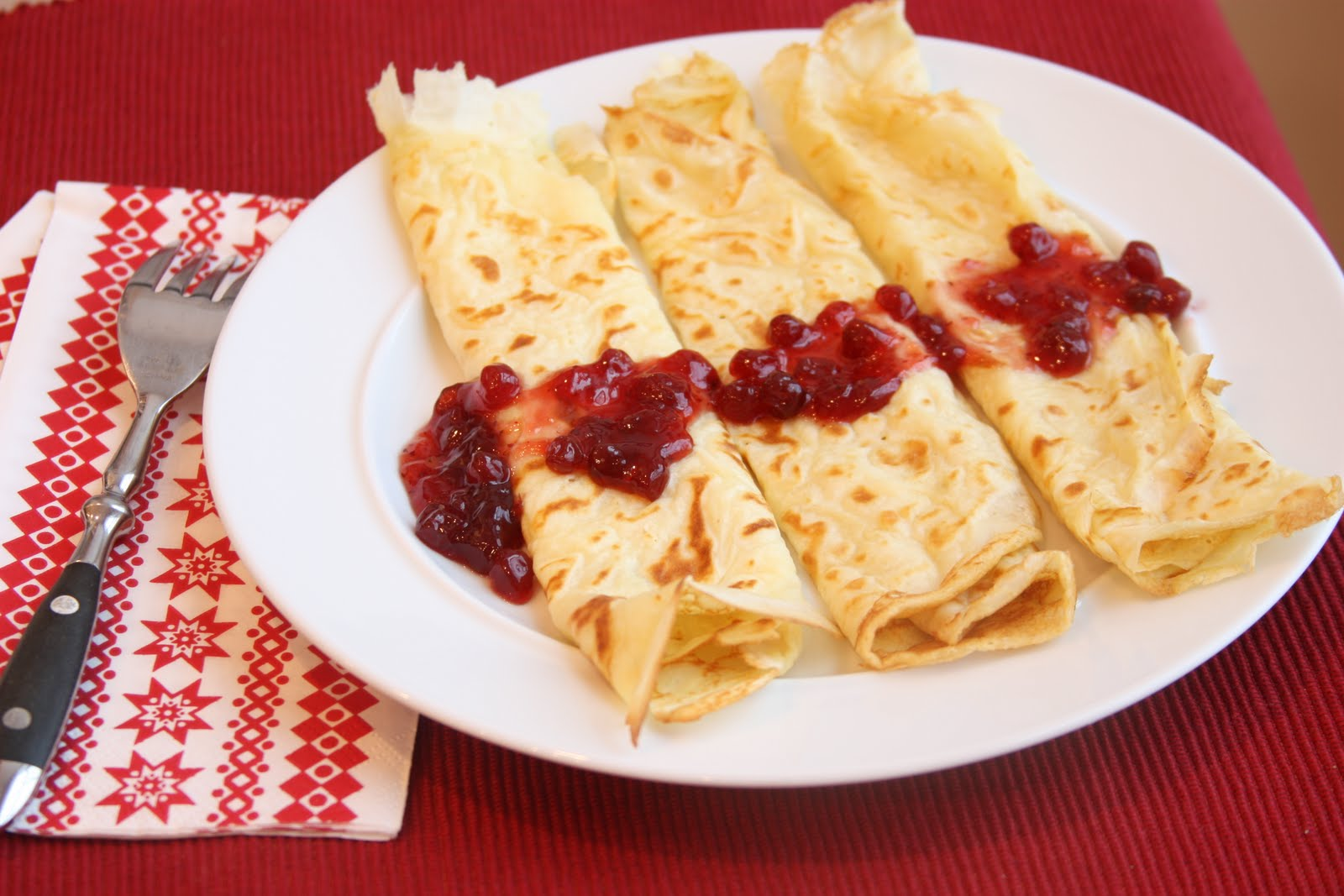 Simple Thin Pancake Recipe Norwegian Shirley Mitchel Blog