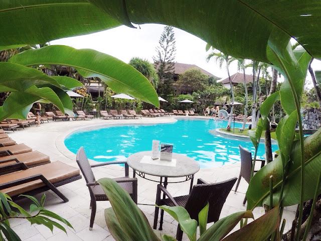 Hotel Vila Lumbung : Paradise