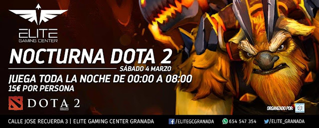 Dota 2 Elite Gaming Center
