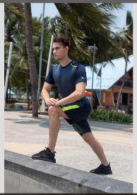 tips memilih jenis bahan yang pas untuk membuat baju olahraga bukalapak baju olahraga alat fitnes nurul sufitri mom lifestlye blogger review