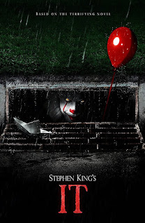 Stephen King, It, Pennywise. Film Poster, Stephen King It Pennywise Gifts and Merchandise, Stephen King Store