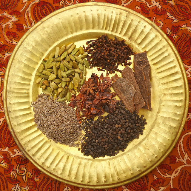 Parsi Garam Masala, parsi, garam, masala, recipe, authentic, star anise, parsee, persia, iran, india, spice mix, spices, chakra phool,
