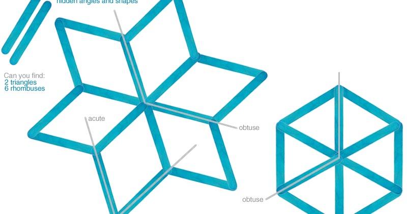 E is for Explore!: Snowflake Geometry