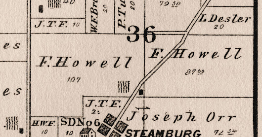 Lost Porter County: Coburg and Steamburg