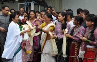 CM mamata north bengal tour