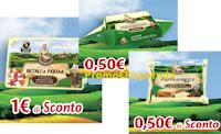 Logo Parmareggio : coupon Fettine, Burro, Petali di Parma