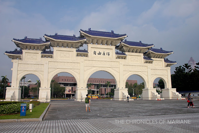 liberty square taiwan