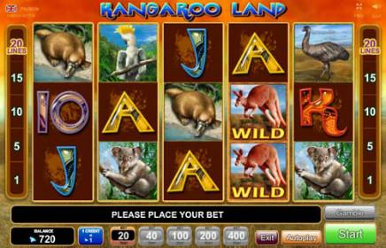 Jucat acum Kangaroo Land Online