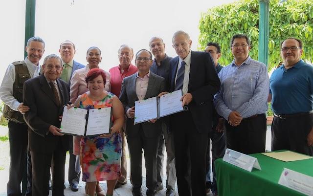 Firman convenio de colaboración HCG y el Centro Psicoeducativo Freire A.C.