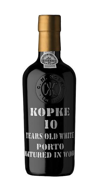 Kopke Porto 10 Anos Branco