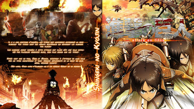 Shingeki no Kyojin [25 - 25] BDrip - HD - Mkv - MP4 - Avi + Ligero - Mega