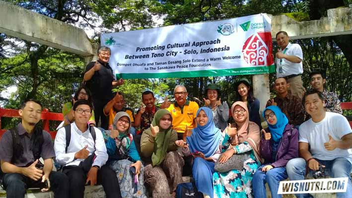 Dompet Dhuafa Sasakawa Peace Foundation