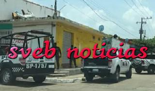 Balacera en Alvarado Veracruz deja un muerto