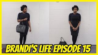 Brandi's Life Ep. 15: #Streetstyle OOTD John & Jenn, Nil & Mon, Carmen Marc Valvo  PrettyPRChickTV