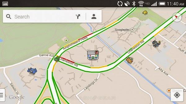 Todas las 151 ubicaciones de los Pokemón en Google Maps