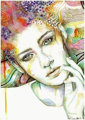 Arte genial  por Veronika Vajdova