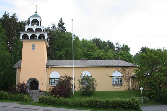 Halssilan Kirkko