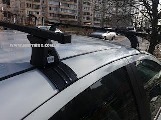 Подобрать автомобильный багажник на Fiat Linea