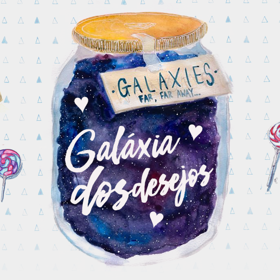 Galáxia dos desejos -