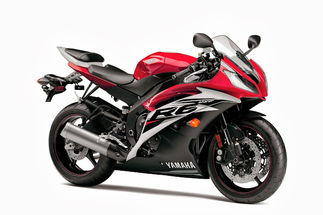 Yamaha YZF-R6 2014 Supersports