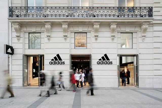 Adidas em Paris