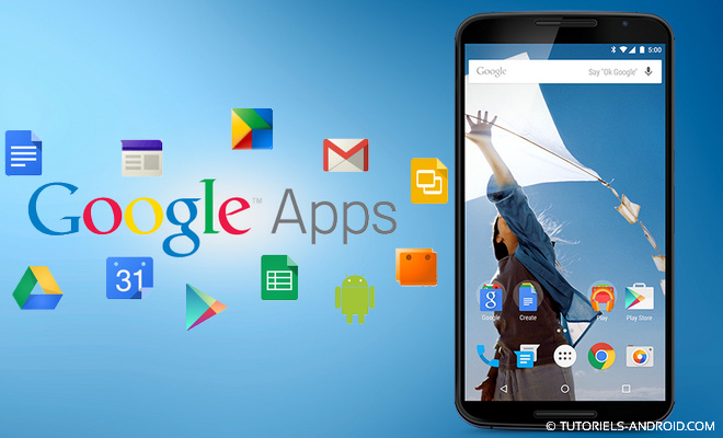 Gapps pour Android