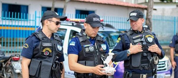 Guarda Municipal vai usar drone 'pega-ladrão' desenvolvido por estudantes no Grande Recife (PE)