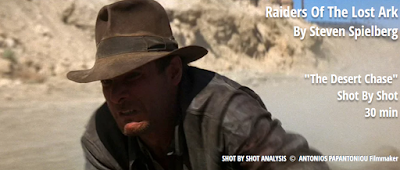 shot by shot raiders of the lost ark
