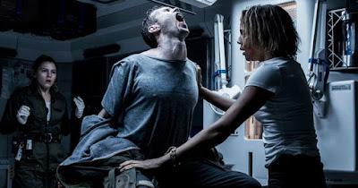 Avance de la película 'Alien: Covenant'