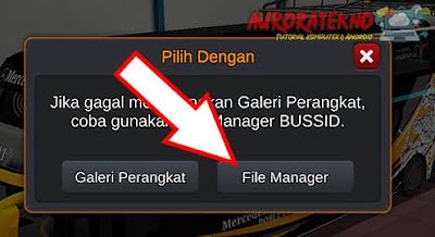 file manager bussid